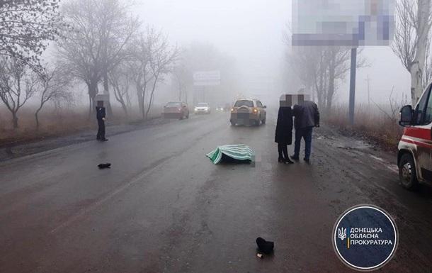 У ДТП в Донецькій області загинула дитина
