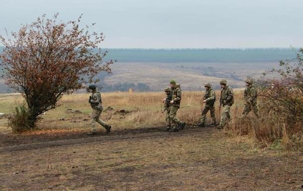 ООС: на Донбассе за сутки 11 нарушений тишины