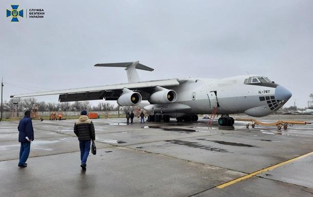 СБУ предупредила нелегальный вывоз авиаоборудования на Ближний Восток