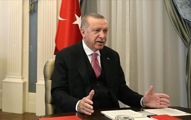 Эрдоган о санкциях США: Это нападение на суверенитет Турции