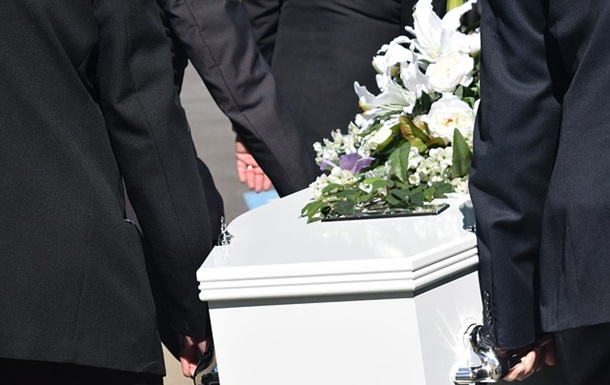 В Запорожье пытались продать гроб, в котором 'ожил дед'