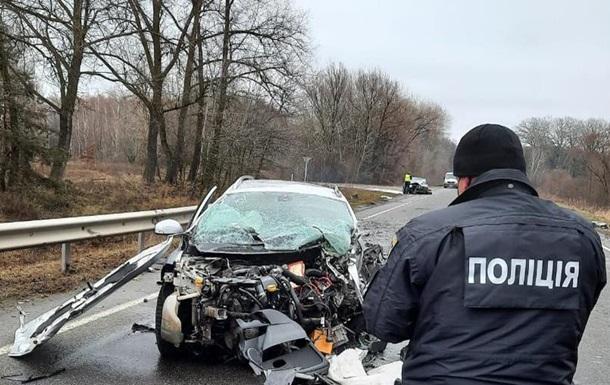 На Черниговщине в ДТП погибли три человека