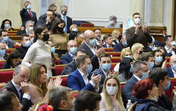 Комитет Рады не одобрил назначение Шкарлета министром