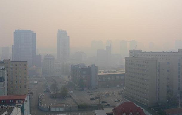 Забруднення повітря у Києві: що робити зі смогом і заторами