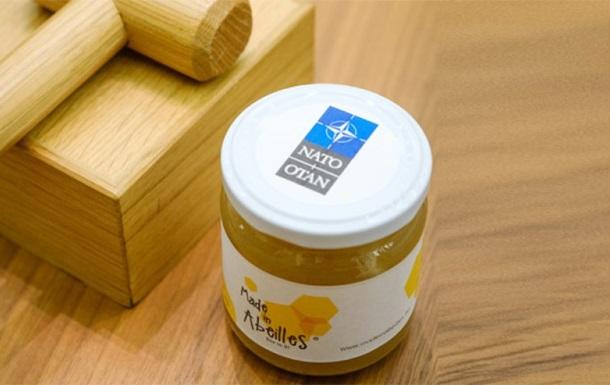 Пчелы в штаб-квартире НАТО произвели первые 25 кг меда