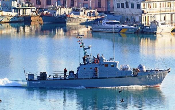 В Одесской области командир катера Скадовск пойдет под суд