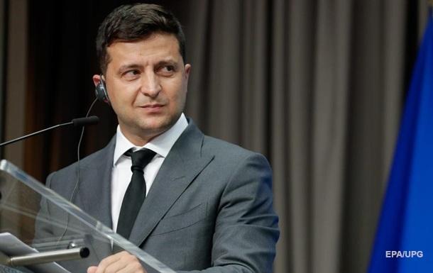 Зеленский назвал основные приоритеты во внешней политике Украины