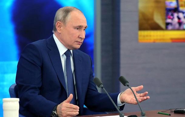 В Крыму достаточно воды - Путин