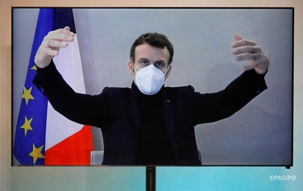 Началось с Макрона. Сovid против лидеров ЕС