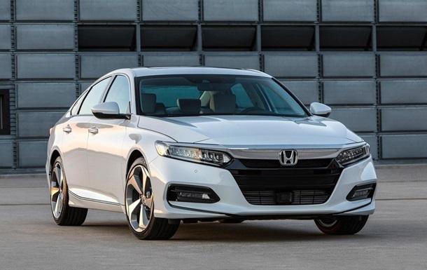 Honda отзывает 130 тысяч машин