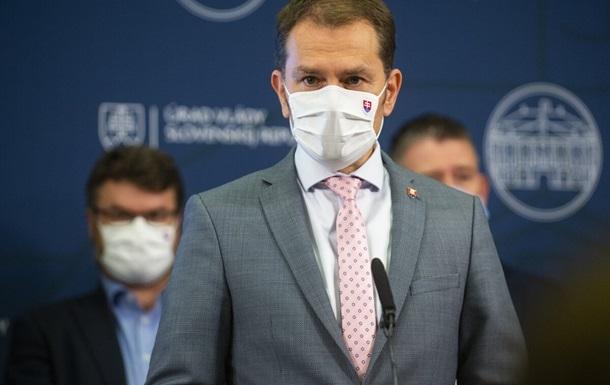 У премьер-министра Словакии обнаружили коронавирус