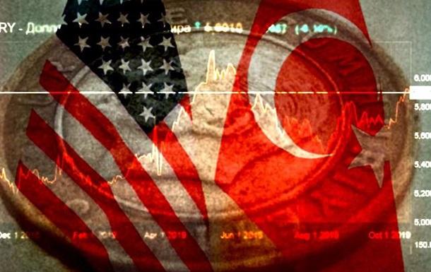 Что стоит за санкциями США в отношении Турции