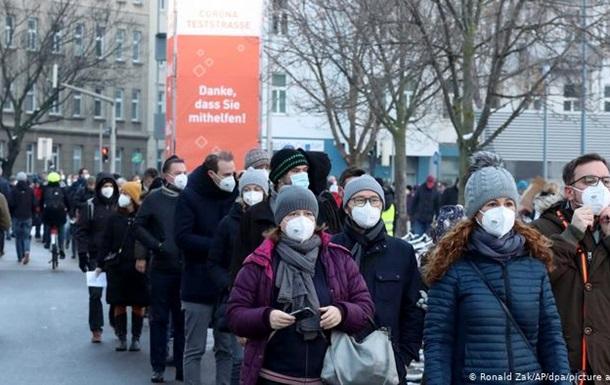 В Австрії шопінг дозволять лише після тестування на коронавірус