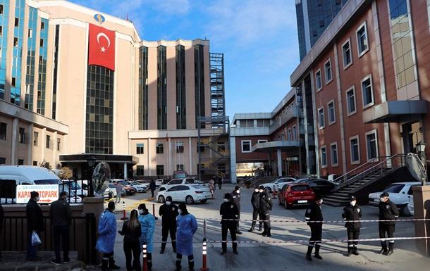 Взрыв в COVID-больнице Турции: новые подробности