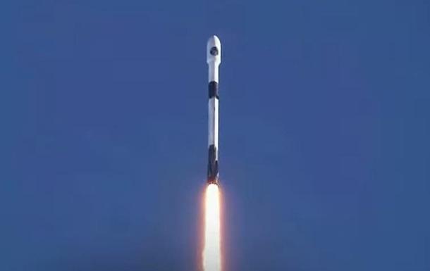 SpaceX запустила разведывательный спутник США