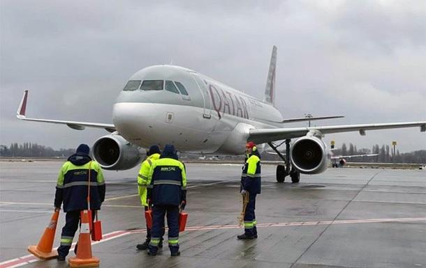 Возобновились авиарейсы из Катара в Украину