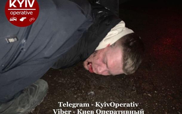 Пьяное  ДТП спровоцировал работник полиции