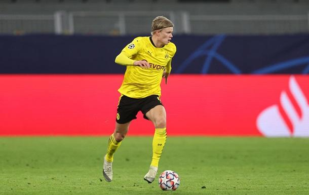Холанд став гравцем року в Норвегії