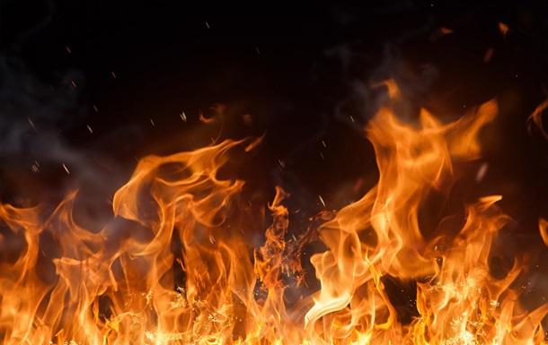 Евреи горят