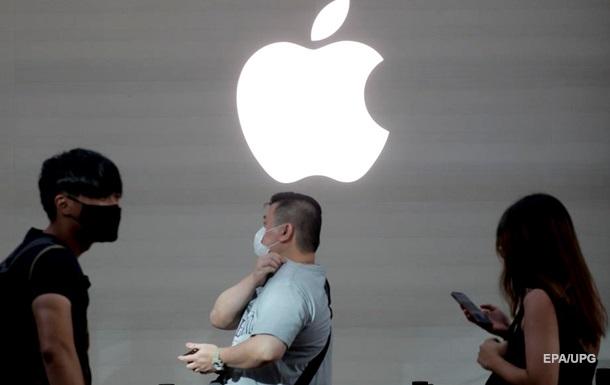 Apple закрыла около 100 своих магазинов по всему миру