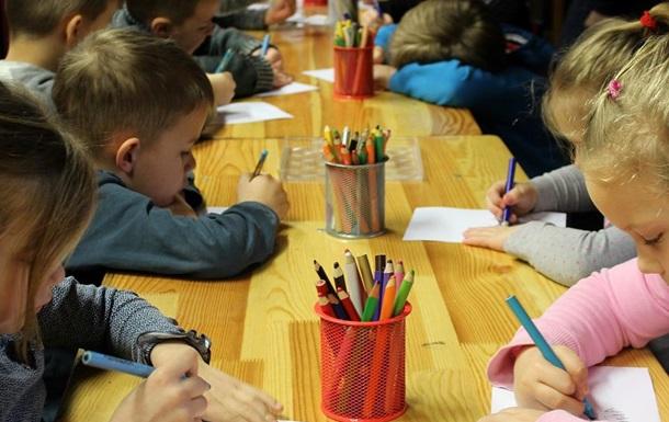 В Украине за год появилось 12 тысяч новых мест в детсадах