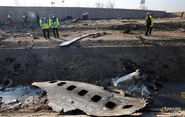 Иран готов представить отчет о катастрофе с самолетом МАУ