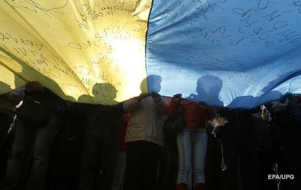 Половина українців виступають за євроінтеграцію - опитування