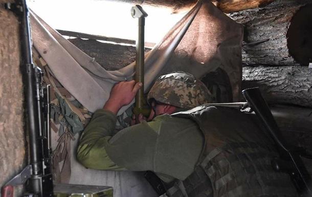 Украинский боец попал в плен – штаб ООС