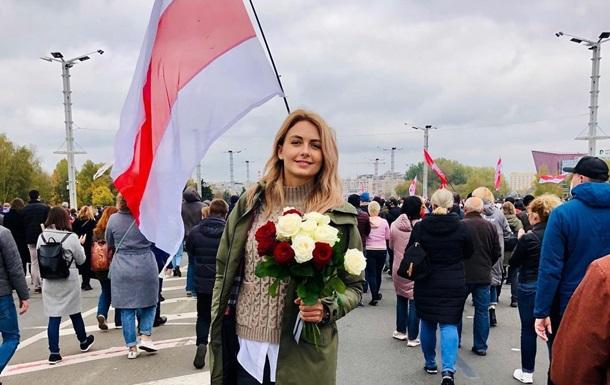 Арестованную Мисс Беларусь поддержали флешмобом