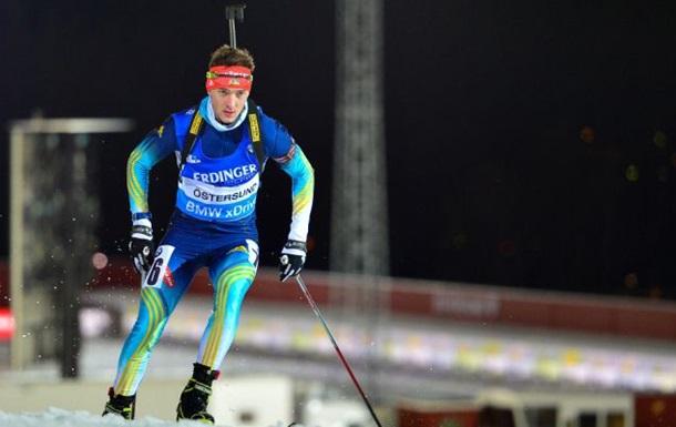 Тищенко и Петренко выиграли спринты на чемпионате Украины по биатлону