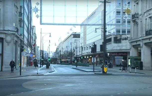 Мутация COVID в Британии: Лондон опустел