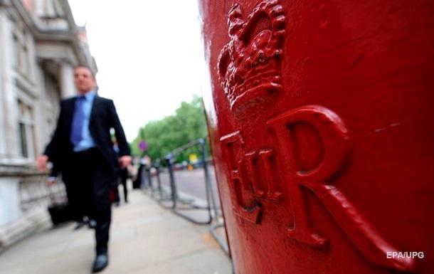 Пошта Британії призупинила відправлення листів і посилок у Європу