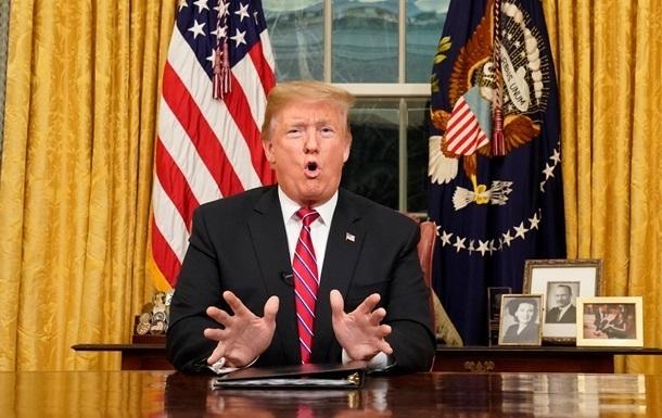 Трамп підписав тимчасовий бюджет США