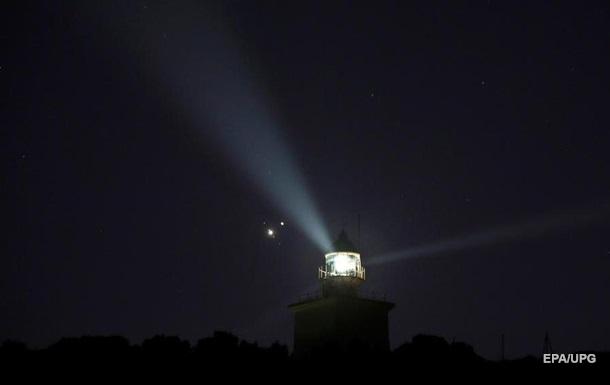 На Земле наблюдали слияние Юпитера и Сатурна
