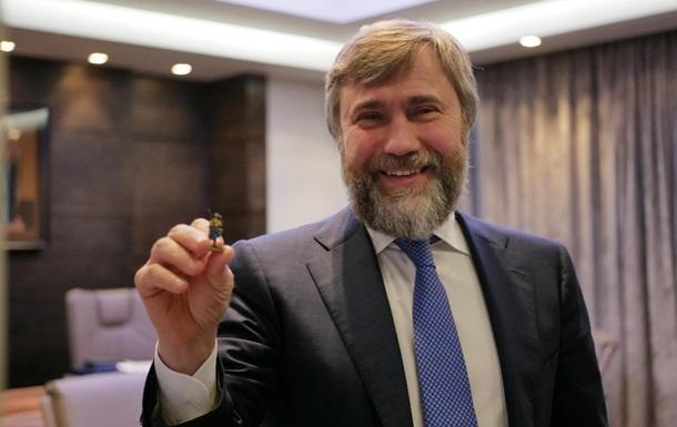 Фиала хочет купить банк Новинского