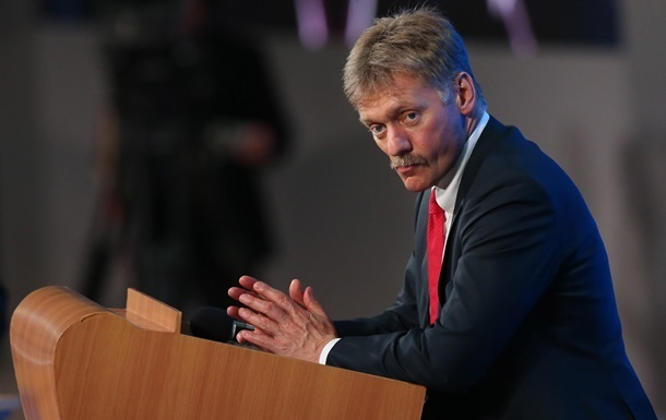 Пєсков заявив, що у Навального манія величі і переслідування