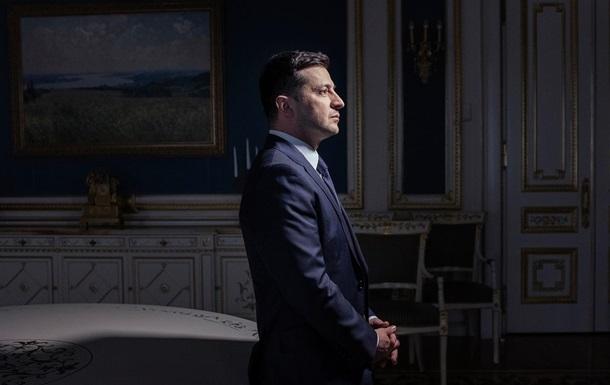 Интервью Зеленского NYT: президент полон оптимизма