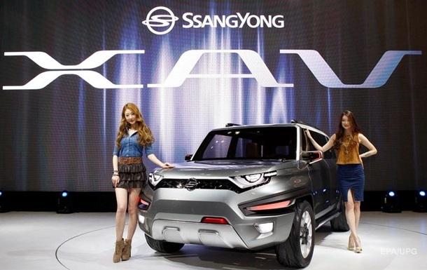 Автовиробник з Кореї оголосив себе банкрутом