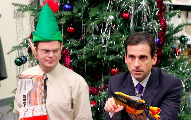 Кращі різдвяні епізоди культових серіалів