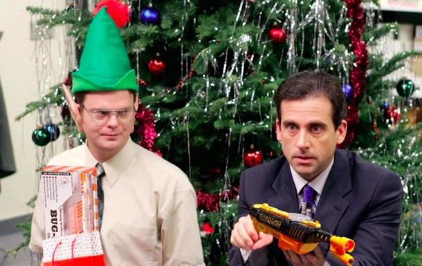 Лучшие рождественские эпизоды культовых сериалов