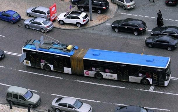 Як Україна переходить на громадський електротранспорт