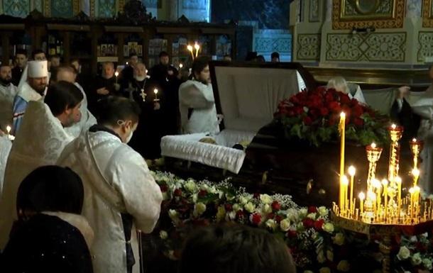 В Харькове прощаются с Геннадием Кернесом