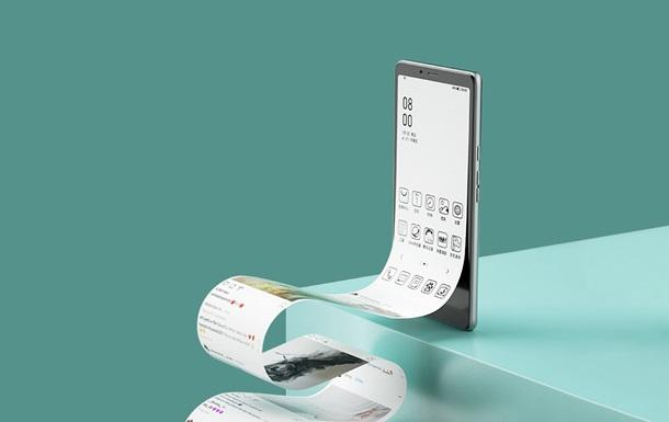 В Китае выпустили смартфон-ридер с 5G