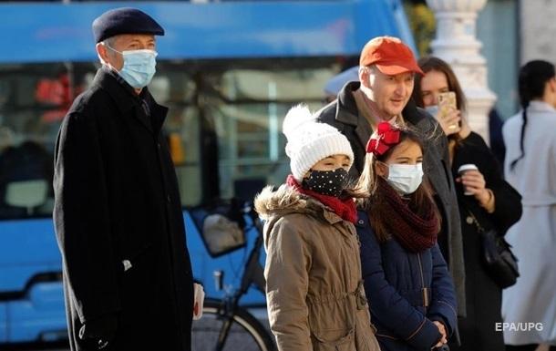 В Україні знижується захворюваність на COVID - МОЗ