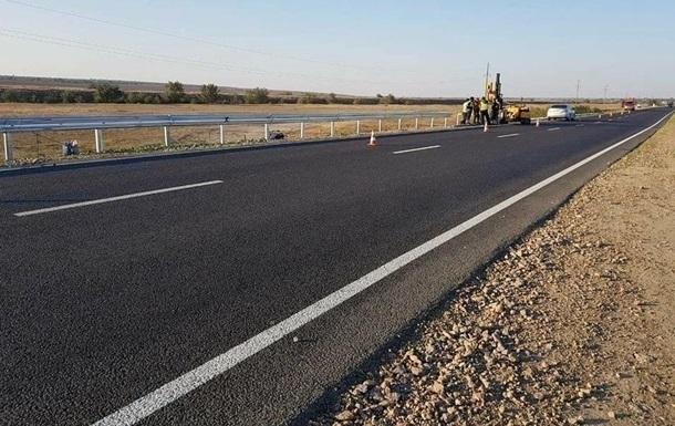 Украинцы назвали главным позитивом года строительство дорог - опрос