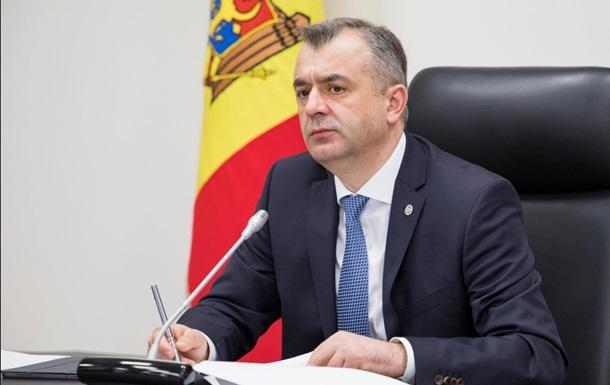 У Молдові прем єр оголосив про відставку уряду