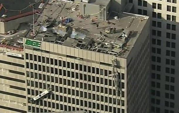 В Балтиморе произошел взрыв, десятки пострадавших