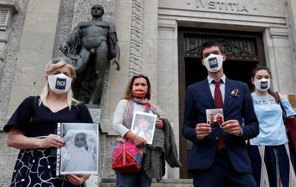 В Італії родичі жертв пандемії позиваються проти влади