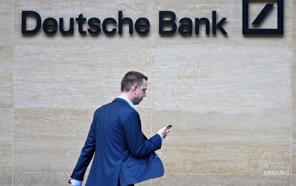 Украина привлечет кредит от Deutsche Bank на сумму до 350 млн долларов