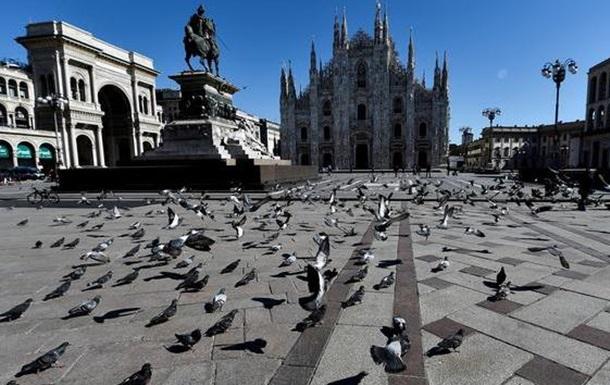 Covid-19: Италия занимает первое место в Европе по числу скончавшихся